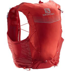 Salomon ADV Skin Vest 12 Set, rood